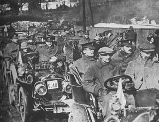 The Original Convoy 1909