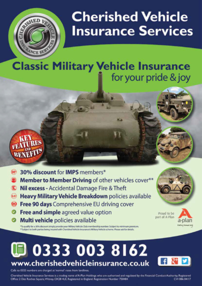 Cherished Vehicle Insurance