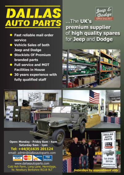 Dallas Auto Parts