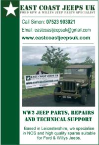 East Coast Jeeps