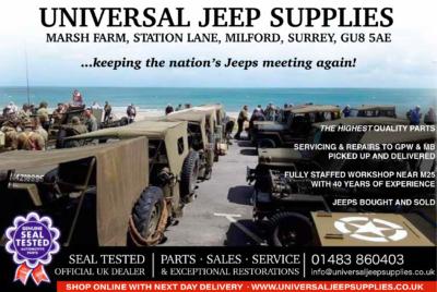 Universl Jeep Supplies